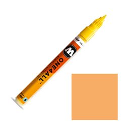 Маркер Molotow ONE4ALL 127HS-CO Неоновый оранжевый флуо 218, 1,5 мм