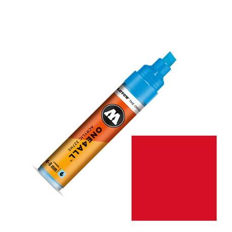 Маркер Molotow 327HS One4ALL 4-8 мм Красный