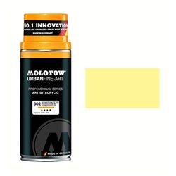 Краска URBAN FINE-ART SPRAY Светло-Желтый 302, 400 мл