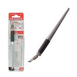 Нож с вращающейся головкой для прецизионных работ