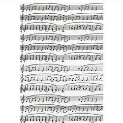 Бумага для техники DECOPATCH 30х40 / дизайн 468