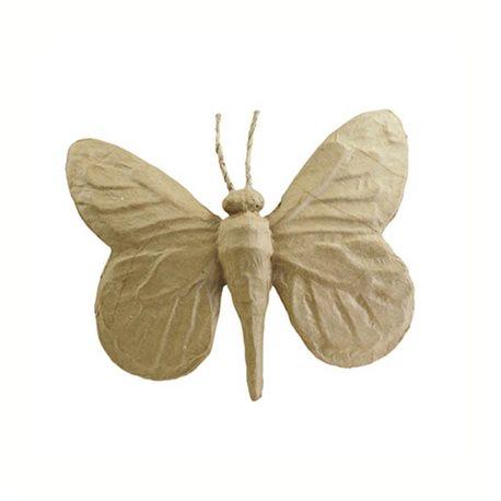 Бабочка/ папье-маше/6х19х21 см