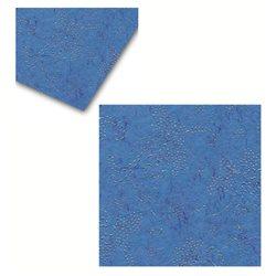 Бумага с объемными блестками 50х70 СИНЯЯ/ 120 г/м