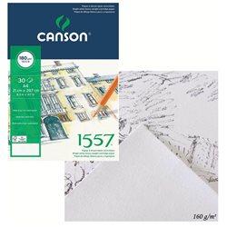 Блок для рисования Canson, А4, 30л, 180г.