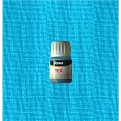 Нерастекающаяся краска по светлым тканям Darwi Tex/ Бирюзовая
