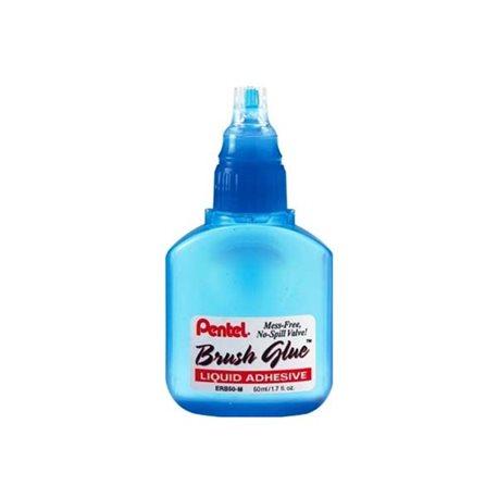 Клей с кисточкой Brush Glue, 50 мл