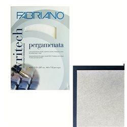 Бумага пергамент/для каллиграфии Writech 21х29,7 110г 50л/белая