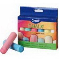 Набор мелков для рисования Creall Chalk Havo, 6 цветов/ картон.кор.