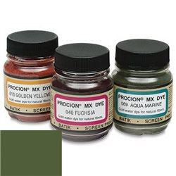 Краситель порошковый Procion MX Dye /оливковый