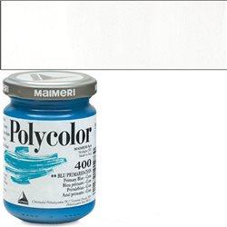 Краска акриловая Поликолор белила титановые