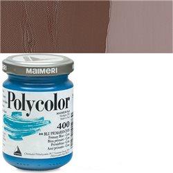 Краска акриловая Поликолор земля умбры жженая