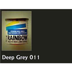 Rainbow глянц. серый темный, 17мл