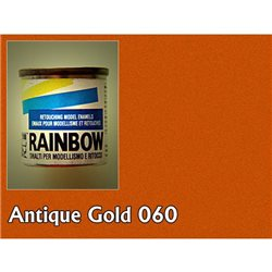 Rainbow металлик золото антик, 17мл