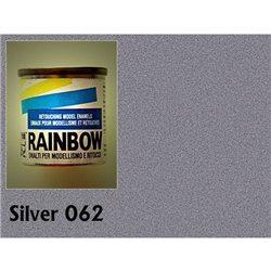 Rainbow металлик серебро, 17мл