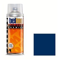 Аэрозоль Belton Molotow Premium Transparent 242 Синий 400 мл