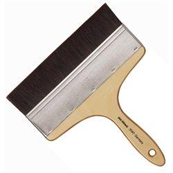 Кисть флейц Da Vinci 5040 COSMOTOP/красно-коричневая экстра жесткая синтетика/№200