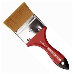 Кисть флейц Da Vinci 5080 COSMOTOP/золотистая синтетика/экстра мягкая/№60