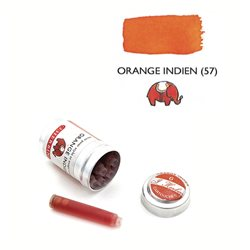 Чернила Оранжевый в картридже