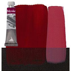 Краска акриловая Поликолор бордовый