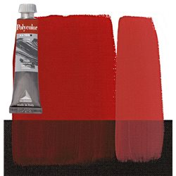 Краска акриловая Поликолор кармин