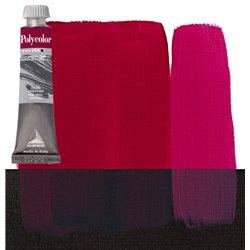 Краска акриловая Поликолор основной красный маджента