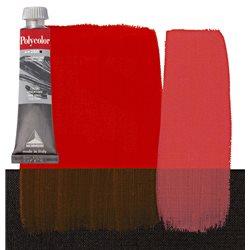 Краска акриловая Поликолор киноварь имитация
