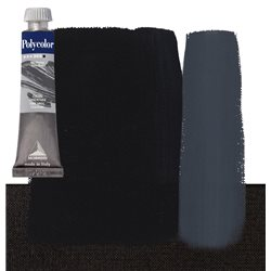 Краска акриловая Поликолор синий морской