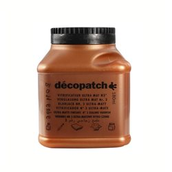 Защитный водостойкий лак для техники DECOPATCH 180 мл Ультра-матовый