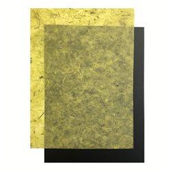 Бумага банановая. 35 г/м2, 65х95 см. /Зеленая бледная