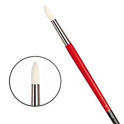Щетина круглая 5723 № 9 Maestro2 длин.черно-красная ручка