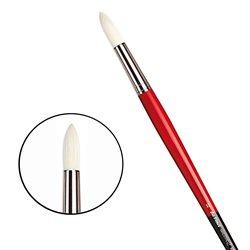 Щетина круглая 5723 №11 Maestro2 длин.черно-красная ручка