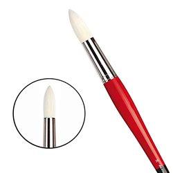 Щетина круглая 5723 №20 (длин.черно-красная ручка)