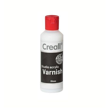 Водно-акриловый глянцевый лак Creall-Varnish