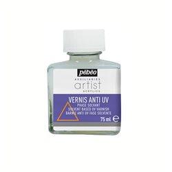 Акриловый UV- защитный лак на осн. раств-ля Extra Fine Pebeo/75мл