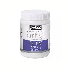 Матовый акриловый гель Pebeo Extra Fine/ банка 250мл