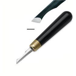 Резец по линолеуму RJM №10 ручка усиленная