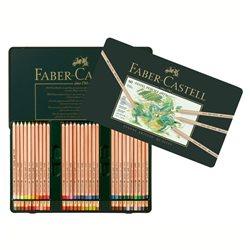 Набор пастельных карандашей PITT Pastel 60 цв в метал. коробке