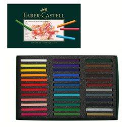 Набор пастели Polychromos 36 цв в картонной коробке