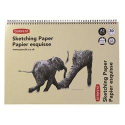 """Блокнот Sketch Pad для эскизов А3 """"Пейзаж"""" 30л., 165 гр. /спираль"""