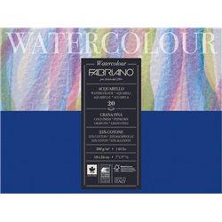 """Блок для акварели """"WATERCOLOUR"""" / 12л, 26х36см, 300гр."""