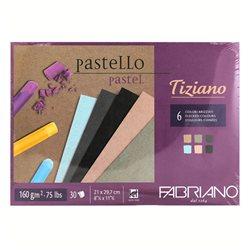 """Альбом TIZIANO """"Brizzati Colour"""" 21х29.7см. 30лист. 160гр."""