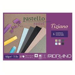"""Альбом TIZIANO """"Brizzati Colour"""" 29,7х42см. 30лист. 160гр."""