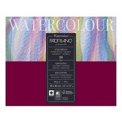 "Склейка для акварели ""Watercolour"" 30x40 см. 20л 200гр."