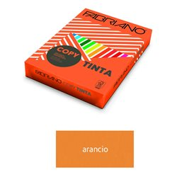 Бумага COPYTINTA А3 125 л/ оранжевая, для печати 160 г.