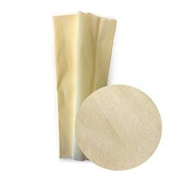 Бумага крепированная. 30 г/м2 , 200х50 см /Слоновая кость