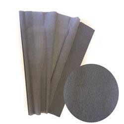 Бумага крепированная. 30 г/м2 , 200х50 см /Серая