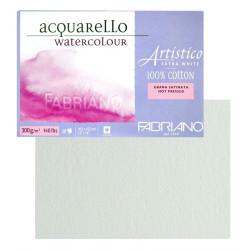 Склейка для акварели Artistico 30,5х45,5 см, 300 г, 20л./ горяч.прессования