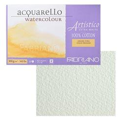 Склейка для акварели Artistico 30,5х45,5см, 300г, 20л./ холодн.прессования