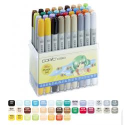 "Набор маркеров ""COPIC CIAO MANGA"" в пластик. контейнере/36 маркеров"