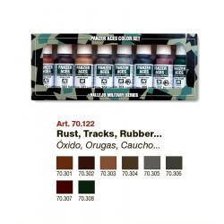 Набор №1 Model Color Panzer Aces 8 цв.